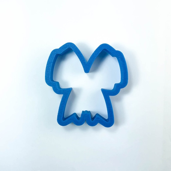 Double Bow Cookie Cutter | Baby Shower Cookie Cutter | Celebration Cookie Cutter | Gift Cookies | Frosted Cutters