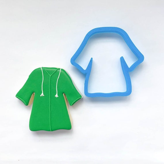 Graduation Gown Cookie Cutter