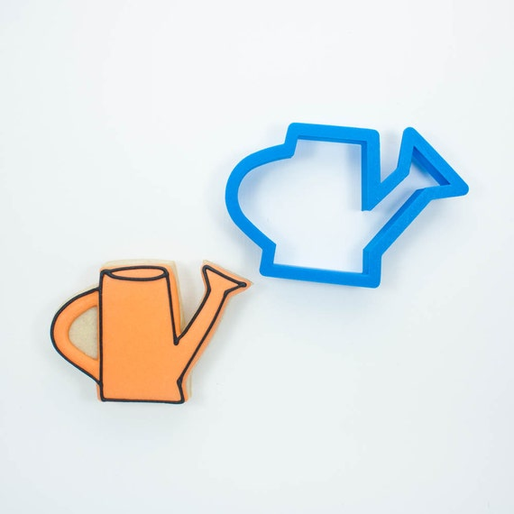 Watering Can Cookie Cutter