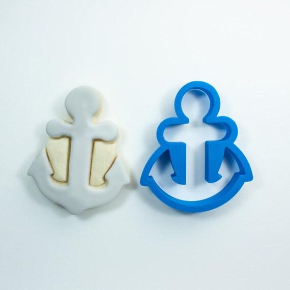 Anchor Cookie Cutter Imprint