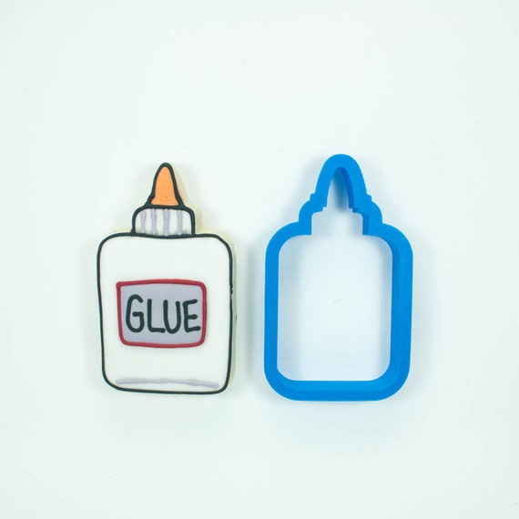 Glue Bottle Cookie Cutter
