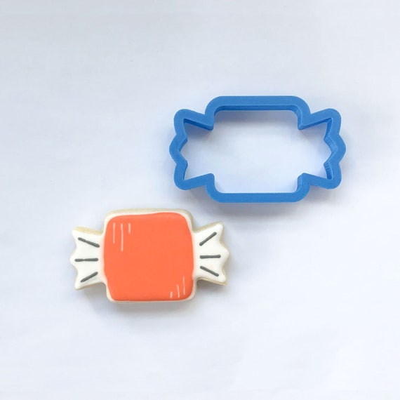 Square Candy Cookie Cutter