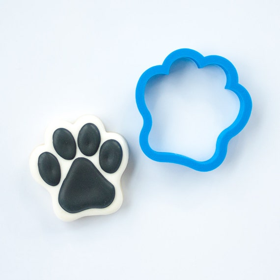 Dog Paw Cookie Cutter | Dog Cookie Cutter | Doggie Cookie Cutter | Dog Treat Cookie Cutters | Dog Bone Cookie Cutters | Custom Dog Treats