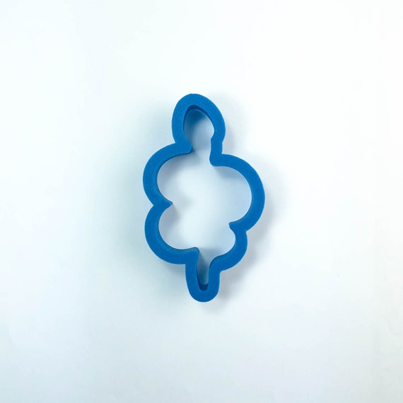 Snake Cookie Cutter | Snake Fondant Cutter | Custom Cookie Cutter | Unique Cookie Cutter | 3D Cookie Cutter | Mini Cutters | Frosted Cutters