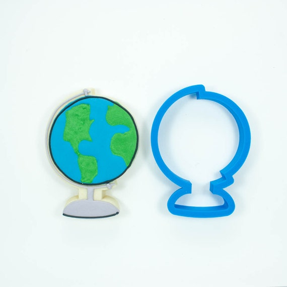 Globe Cookie Cutter