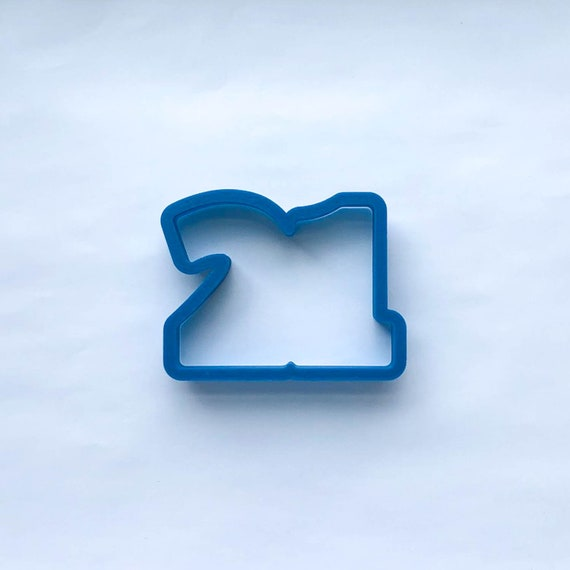 Number 21 Cookie Cutter | Twenty One Cookie Cutter | Number Cookie Cutters | Birthday Cookie Cutters | Unique Cookie Cutters