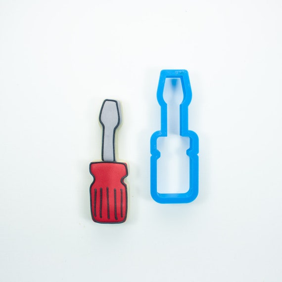 Screwdriver Cookie Cutter