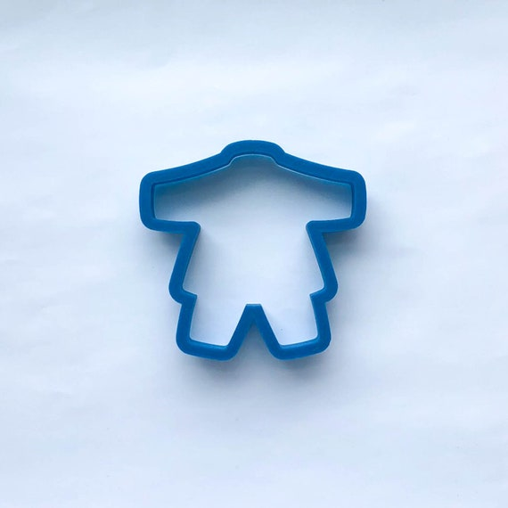 Hanbok Cookie Cutter | Hanbok Outfit Cookie Cutter | Boys Hanbok Cookie Cutter | Boy Hanbok Cookie Cutter | Dol Cookie Cutter | FrostedCo
