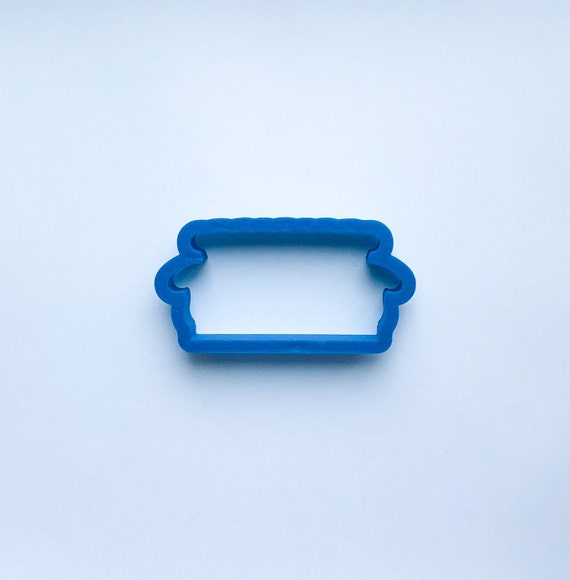 Fancy Couch Cookie Cutter | Sofa Cookie Cutter | Couch Cookie Cutters | Friends | Frosted Cutters