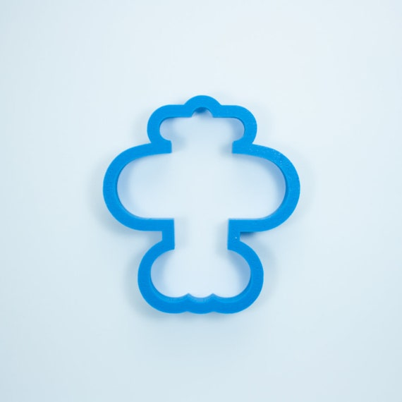 Airplane with Propeller Cookie Cutter | Birthday Cookie Cutter | Plane Cookie Cutter | 3D Printed Cookie Cutters | Unique Cookie Cutters