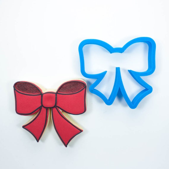 Satin Bow Cookie Cutter
