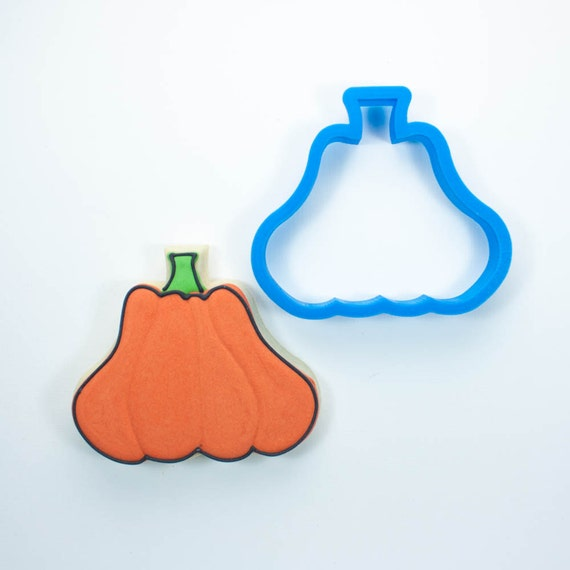 Chubby Pumpkin Cookie Cutter