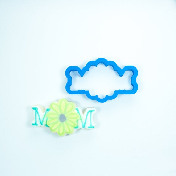 Mom (word) Cookie Cutter