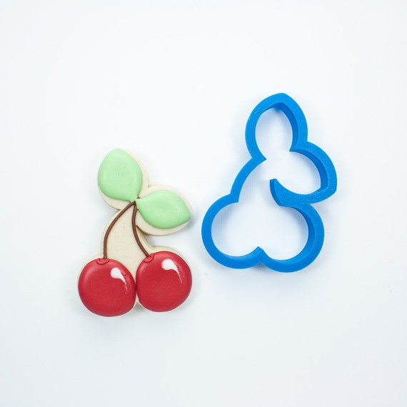 Cherries Cookie Cutter