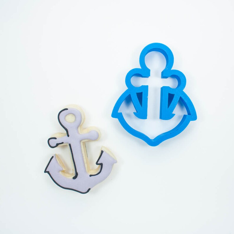 Anchor 4.5 Inch Cookie Cutter