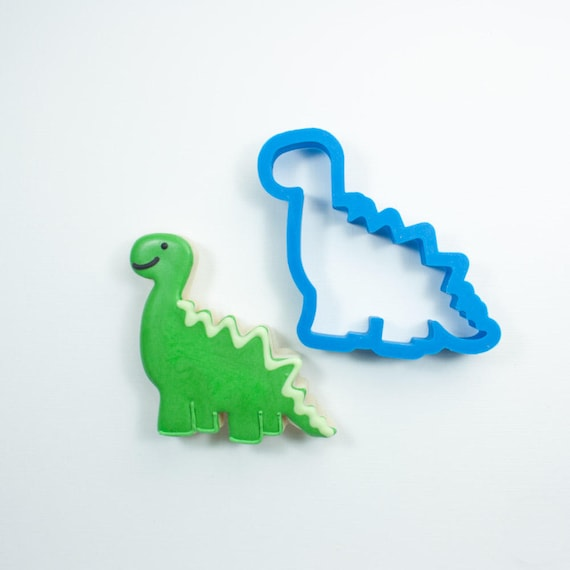 Stegosaurus Cookie Cutter | Birthday Cookie Cutter | Dinosaur Cookie Cutter | Mini Dinosaur Cookie Cutter | T-Rex Cookie Cutter