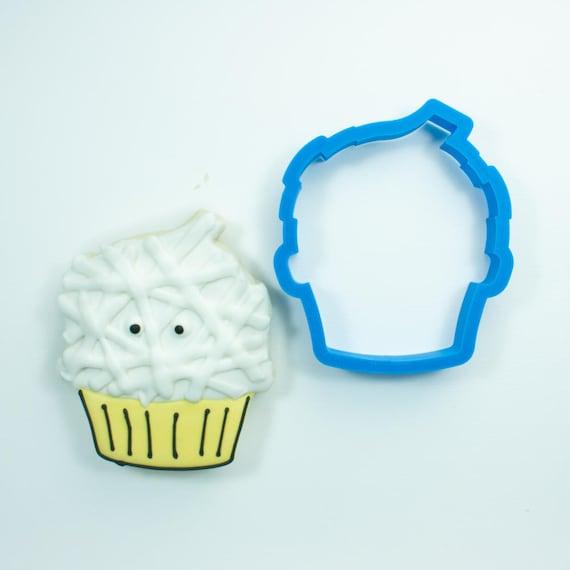Mummy Cupcake Cookie Cutter