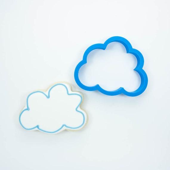 Puffy Cloud Cookie Cutter
