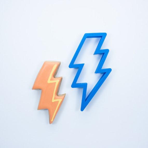 Lightning Cookie Cutter