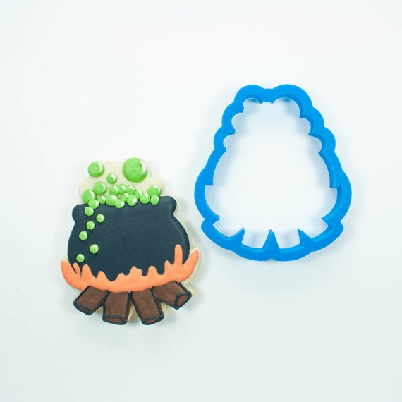 Witches Cauldron Cookie Cutter