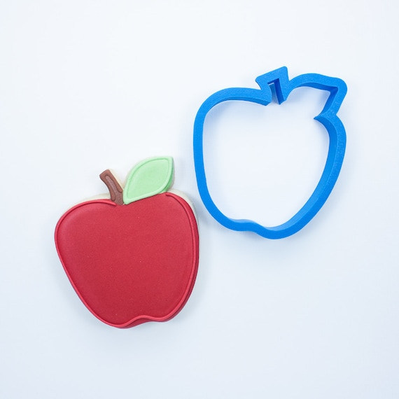 Apple Cookie Cutter
