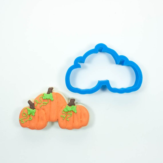 Pumpkin Trio Cookie Cutter