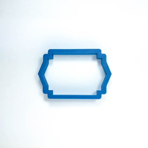 The Mark Plaque Cookie Cutter