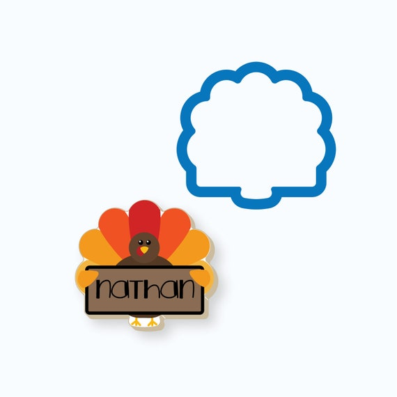 Turkey Plaque Cutter