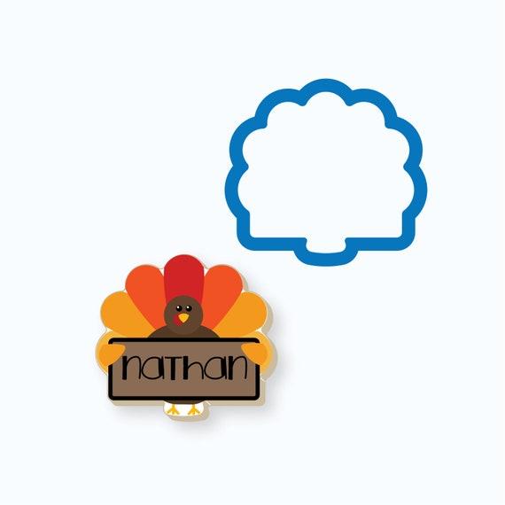 Turkey Plaque Cutter
