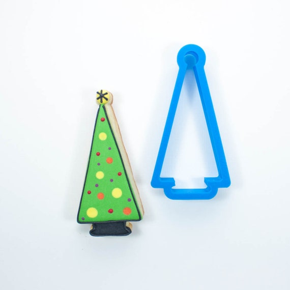 Skinny Christmas Tree Cookie Cutter