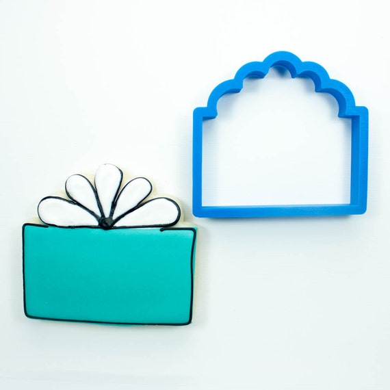 Daisy Plaque Cookie Cutter