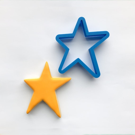 Whimsy Star Cookie Cutter