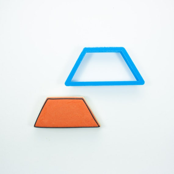 Trapezoid Cookie Cutter