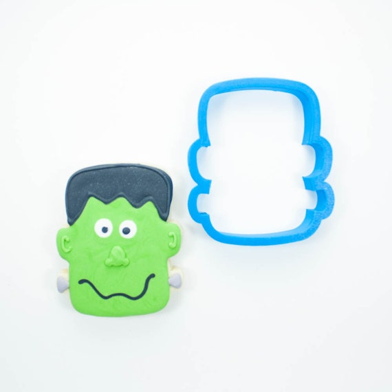 Frankenstein Head Cookie Cutter