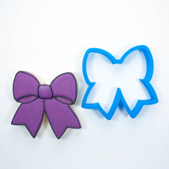 Chubby Bow Cookie Cutter