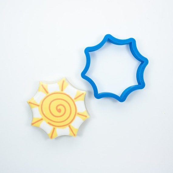 Sunburst Cookie Cutter