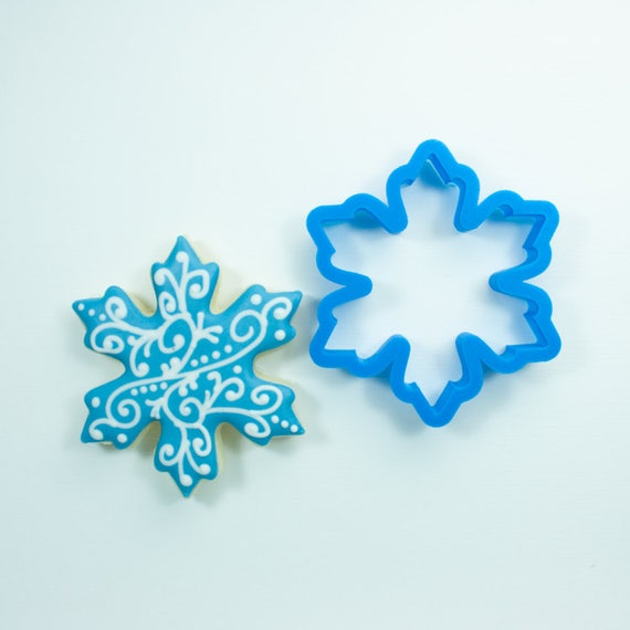 Pointed Snowflake Cookie Cutter