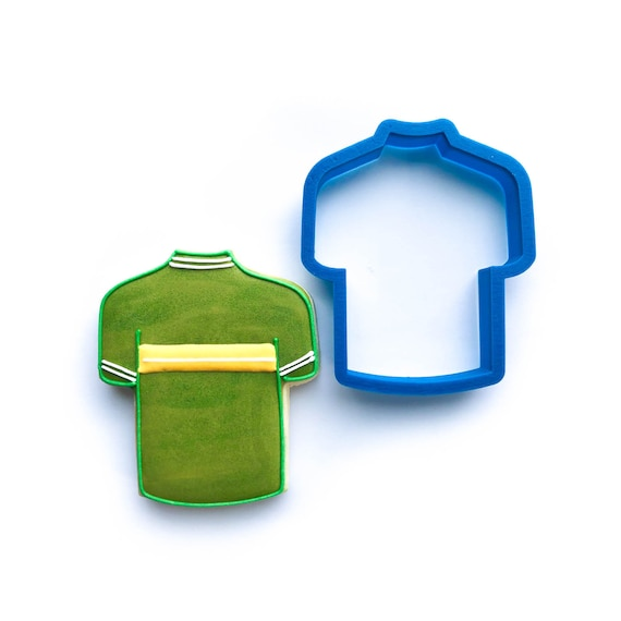 Rugby Shirt Cookie Cutter