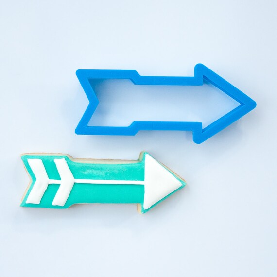 Five Points Arrow Cookie Cutter