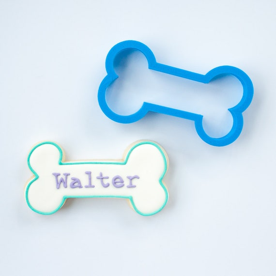 Dog Bone Cookie Cutter | Dog Treat Cookie Cutter | Dog Cookie Cutter | Dog Biscuit Cookie Cutters | Bone Cookie Cutters | FrostedCo