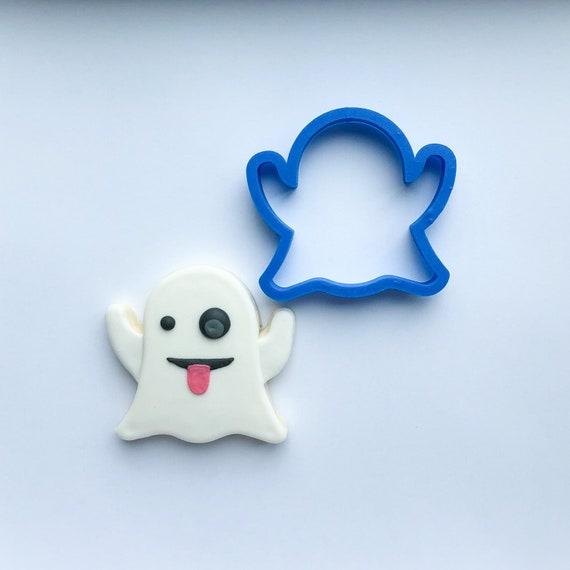 Ghost Emoji Cookie Cutter | Ghost Cookie Cutter | Mini Ghost Cookie Cutter | Emoji Cookie Cutter | Emoji Cookie Cutters