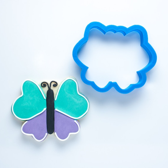 Butterfly Cookie Cutter | Spring Cookie Cutters | Mini Cookie Cutters | Easter Cookie Cutters | Custom Cookie Cutters | 3D Cookie Cutters