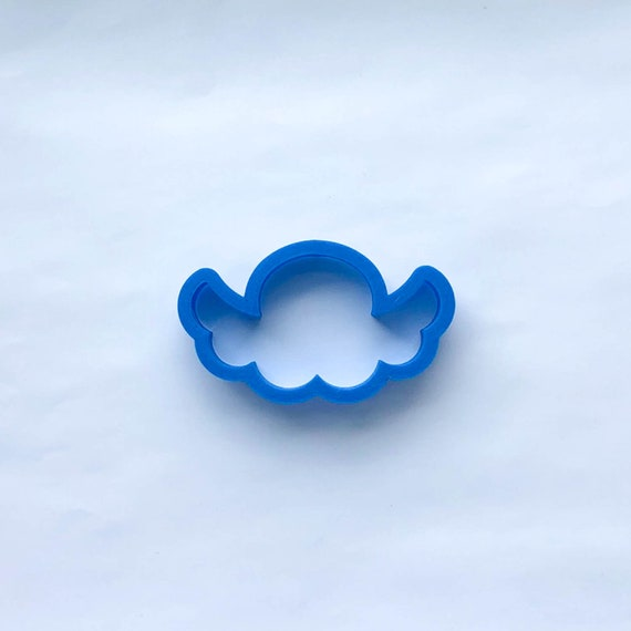 Chubby Mustache with Round Nose Cookie Cutter | Mustache Cookie Cutter | Mustache and Bow Tie Cookie Cutter | Unique Cookie Cutters