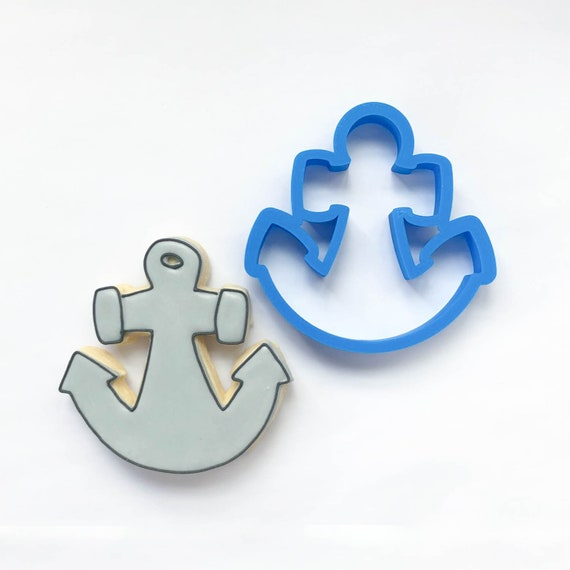 Chubby Anchor Cookie Cutter