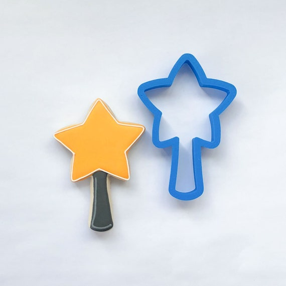 Star Wand Cookie Cutter