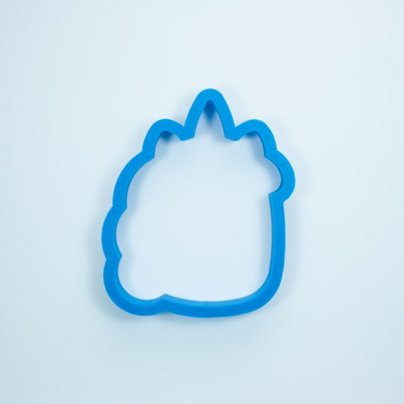 Unicorn Head Cookie Cutter | Mini Unicorn Cookie Cutter | Birthday Cookie Cutters | Cute Cookie Cutters | Unique Cookie Cutters