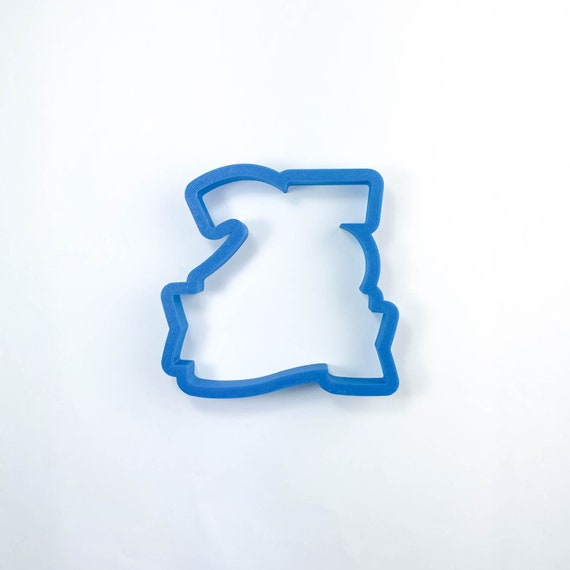 Number Twenty-Five with Banner Cookie Cutter