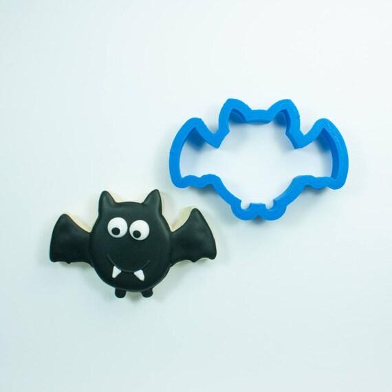 Round Bat Cookie Cutter