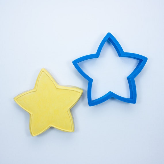 Chubby Star Cookie Cutter