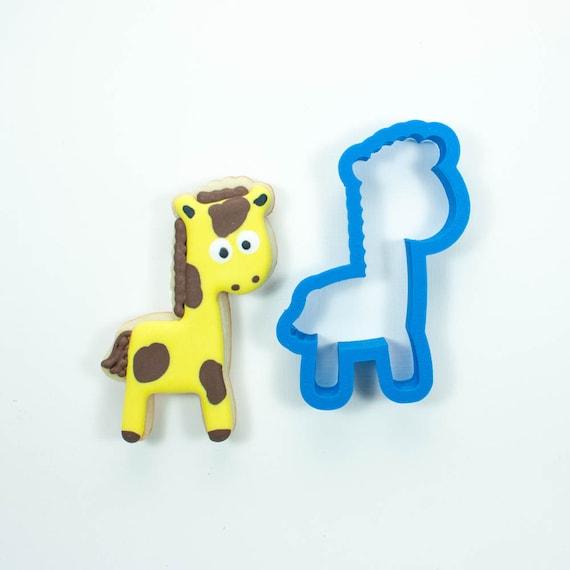 Giraffe Cookie Cutter   Zoo Cookie Cutters   Birthday Cookie Cutters   Mini Cookie Cutters   Animal Cookie Cutters   Unique Cookie Cutters